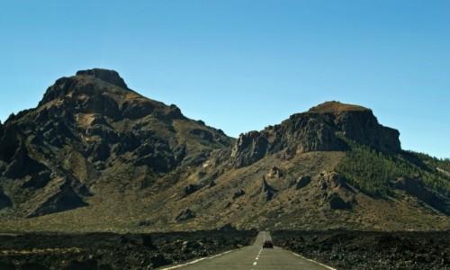 Zdjęcie HISZPANIA / Wyspy Kanaryjskie / Teneryfa / Park Teide