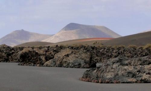 Zdjęcie HISZPANIA / Wyspy Kanaryjskie / Lanzarote / Wulkaniczne klimaty (1)