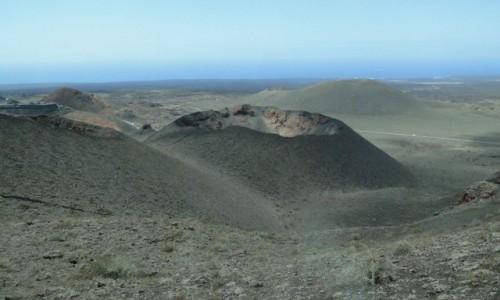 HISZPANIA / Wyspy Kanaryjskie / Lanzarote / Wulkaniczne klimaty (3)