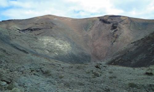 HISZPANIA / Wyspy Kanaryjskie / Lanzarote / Wulkaniczne klimaty (4)