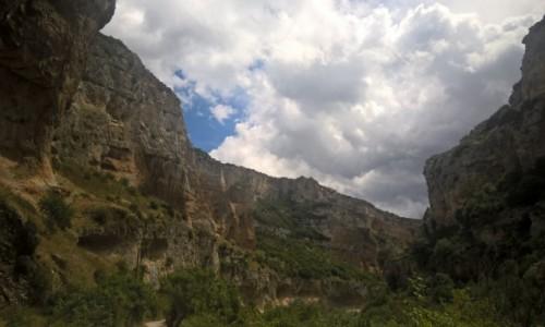 Zdjecie HISZPANIA / Pireneje / Foz de Lumbier / ICAN4x4