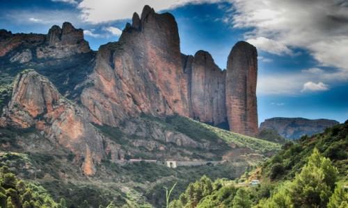 Zdjęcie HISZPANIA / Pireneje / Prowincja Huesca / ICAN4x4