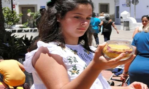 HISZPANIA / Wyspy Kanaryjskie / Lanzarote, Arrecife / Z serii: Boże Ciało w Arrecife (15)