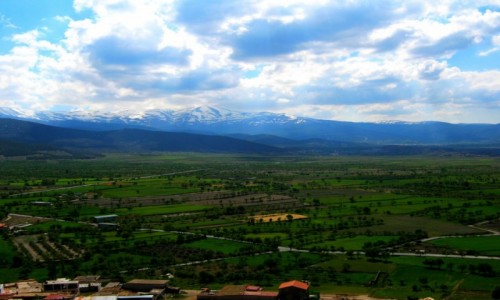 Zdjecie HISZPANIA / Andaluzja / La Calahorra / Sierra Nevada