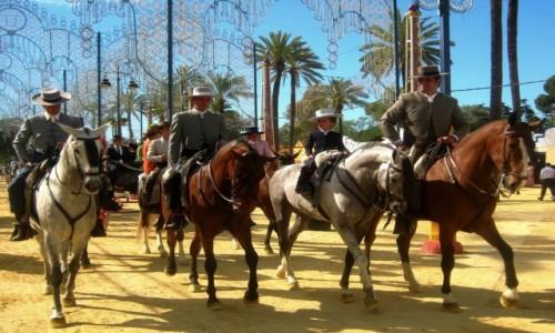 Zdjecie HISZPANIA / Andaluzja / Jerez de la Frontera / Od małego na całego!