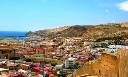 Zdjęcie HISZPANIA / Andaluzja / Almeria / Fiesta kolorów