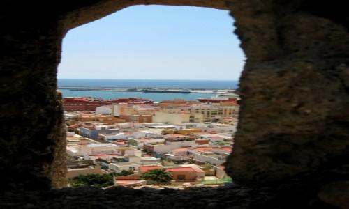 Zdjęcie HISZPANIA / Andaluzja / Almeria / Okno na świat