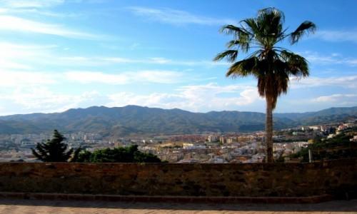 Zdjecie HISZPANIA / Andaluzja / Malaga / Alcazaba
