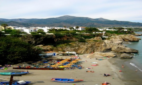 Zdjęcie HISZPANIA / Andaluzja / Nerja / Balkon Europy