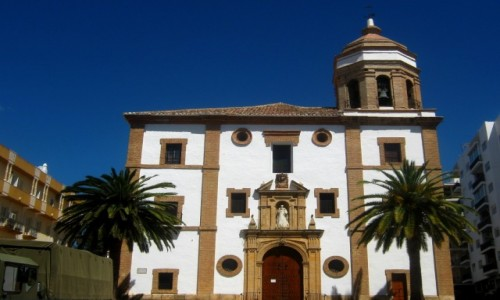 Zdjęcie HISZPANIA / Andaluzja / Ronda / Iglesia de la Merced