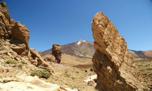 Zdjecie HISZPANIA / Kanary / Teneryfa / Park Narodowy Teide