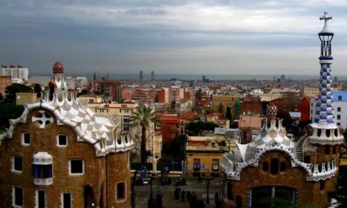 Zdjęcie HISZPANIA / Katalonia / Barcelona / Barcelona [']