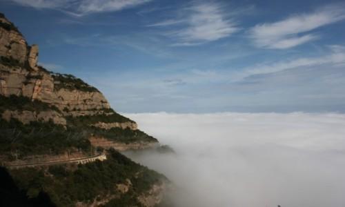 Zdjecie HISZPANIA / - / Katalonia / Masyw Montserrat