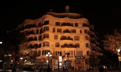 Zdjecie HISZPANIA / - / Barcelona / Casa Mila