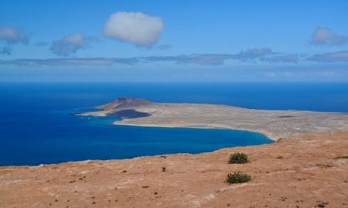 Zdjecie HISZPANIA / Wyspy Kanaryjskie / Lanzarote / La Graciosa
