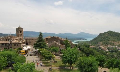 Zdjęcie HISZPANIA / Pireneje / Ainsa / ICAN4x4