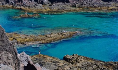 Zdjecie HISZPANIA / Wyspy Kanaryjskie / Lanzarote / wakacje...