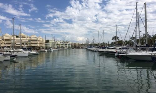 Zdjęcie HISZPANIA / Costa Del Sol / Benalmadena / Port jachtowy Benalmadena