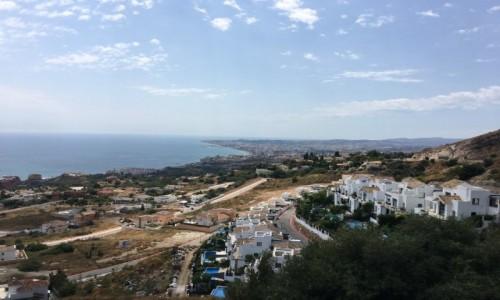 Zdjecie HISZPANIA / Andaluzja / Costa Del Sol / Panorama Benalmadena