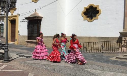 HISZPANIA / Andaluzja / Ronda / Dzień największej corridy w Rondzie