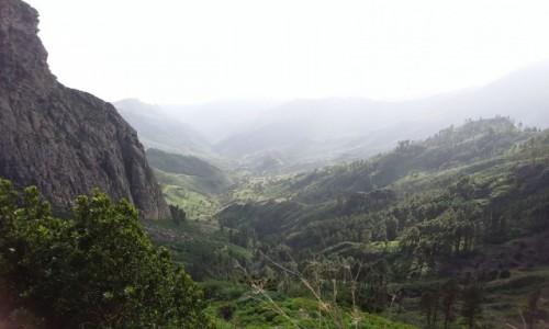 Zdjęcie HISZPANIA / -Wyspy Kanaryjskie / La Gomera / Panorama