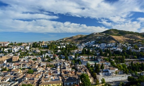 Zdjęcie HISZPANIA / Andaluzja / Grenada / Grenada