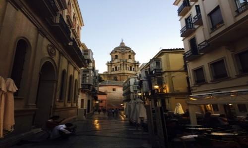 Zdjecie HISZPANIA / Andaluzja / Malaga / Urokliwe zaułki