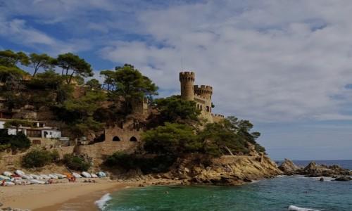 Zdjecie HISZPANIA / Costa Brava / Lloret de Mar /  -Lloret de Mar-