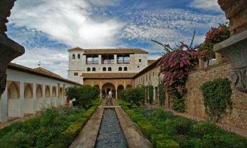 Zdjęcie HISZPANIA / Grenada / Alhambra / Alhambra
