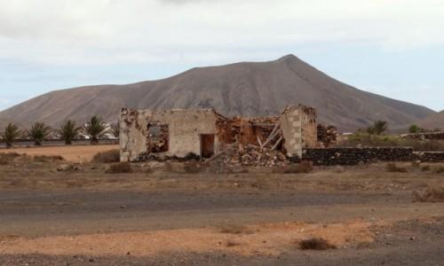 Zdjecie HISZPANIA / Fuerteventura / La Oliva / Not for sale