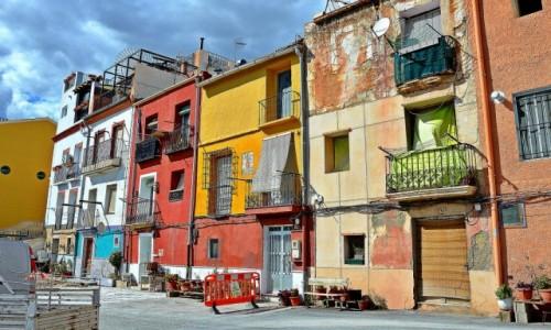 Zdjęcie HISZPANIA / Costa Blanca / Alicante / Kolory Alicante