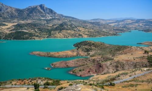 Zdjecie HISZPANIA / Andaluzja / Zahara de la Sierra / Zahara de la Sierra