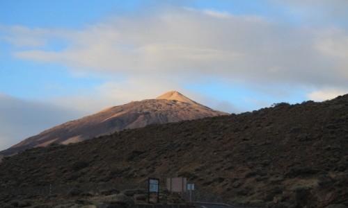 Zdjęcie HISZPANIA / - / Park Narodowy Teide / Teneryfa