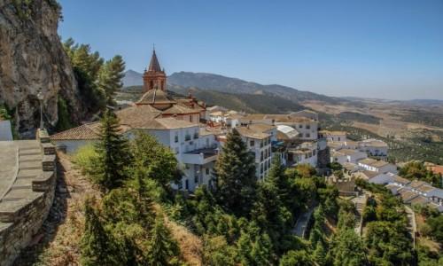 Zdjęcie HISZPANIA / Andaluzja / Zahara  / Zahara