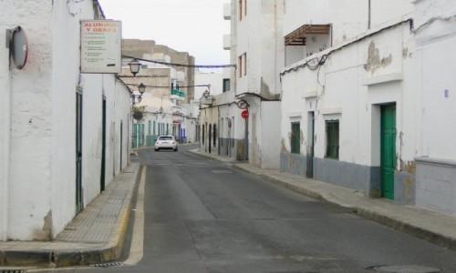 Zdjecie HISZPANIA / Wyspy Kanaryjskie / Lanzarote, Arrecife / Kanaryjskie wspomnienie - Lanzarote