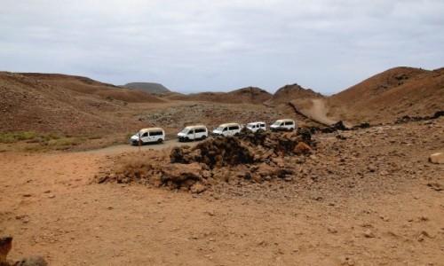 Zdjęcie HISZPANIA / Wyspy Kanaryjskie / Fuerteventura / Na bezdrożach Fuerteventury.