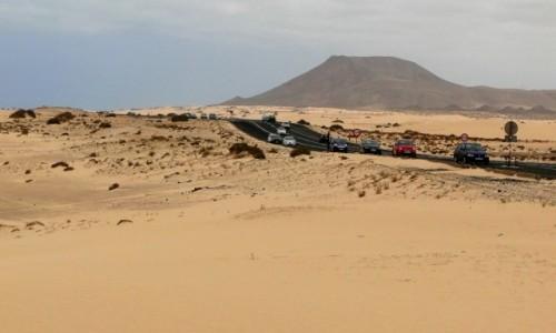 Zdjęcie HISZPANIA / Wyspy Kanaryjskie / Fuerteventura / Wspomnienie z Fuerteventury.