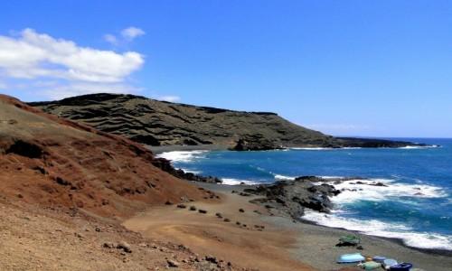 Zdjęcie HISZPANIA / Wyspy Kanaryjskie / Lanzarote / Kolory Lanzarote.