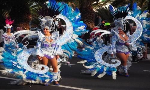 Zdjęcie HISZPANIA / Wyspy Kanaryjskie / Costa Teguise / Karnawał na Lanzarote