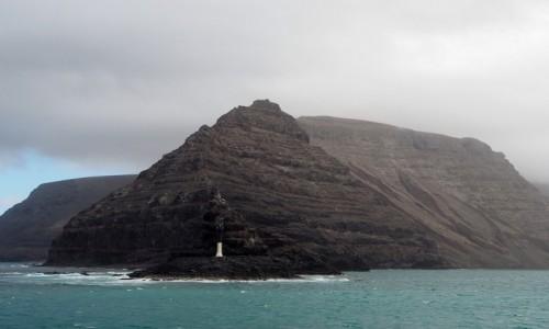 Zdjecie HISZPANIA / Wyspy Kanaryjskie / Lanzarote / Lanzarote od strony wody