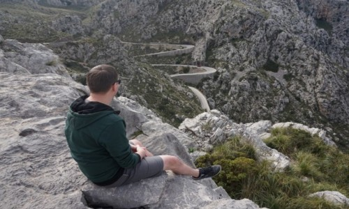 Zdjęcie HISZPANIA / Baleary / Majorka / Sa Calobra