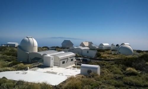 Zdjecie HISZPANIA / Teneryfa / Obserwatorium astronomiczne / Bliżej gwiazd