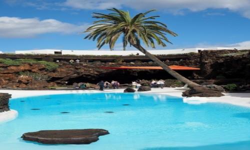 Zdjecie HISZPANIA / Wyspy Kanaryjskie / Lanzarote / Jameos del Aqua