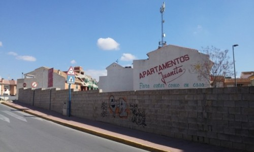 HISZPANIA / Murcia / Archena / Archena