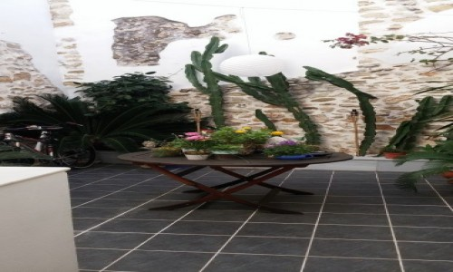 HISZPANIA / Alicante / Pego / Patio w Pego