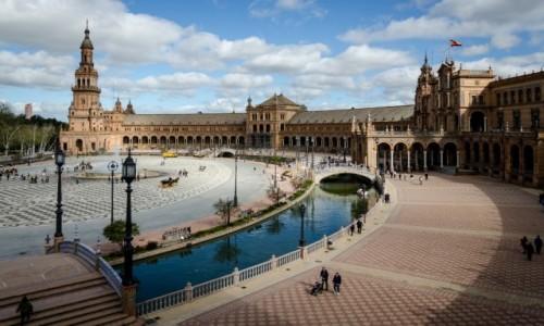 Zdjecie HISZPANIA / Andaluzja / Sevilla / Plac Hiszpański
