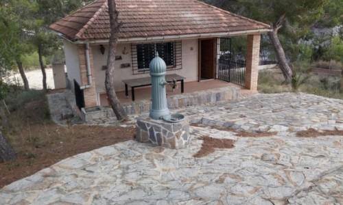 Zdjecie HISZPANIA / Murcia / Santomera / Biblioteka w ogrodzie.