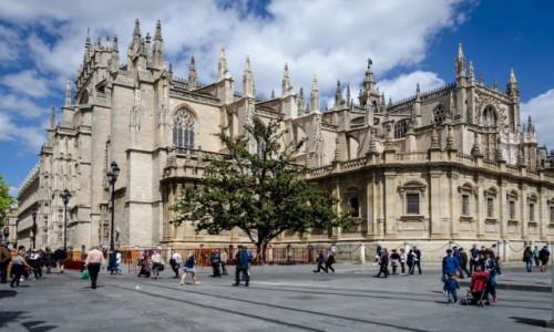 Zdjęcie HISZPANIA / Andaluzja / Sevilla / monument...