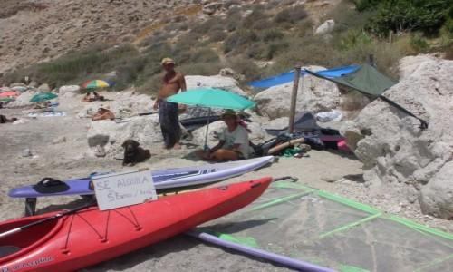 Zdjecie HISZPANIA / Andaluzja / San Pedro  / Wynajem sprzętu wodnego