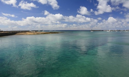 Zdjecie HISZPANIA / Wyspy Kanaryjskie / Arrecife / Muelle de la Cebolla